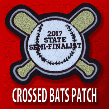 Baseball Bats Patch