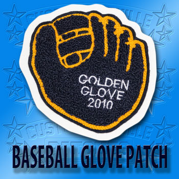 Baseball Glove Patch