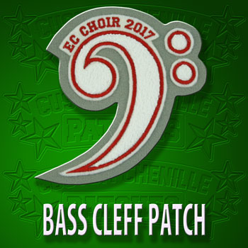 Bass Cleff Patch