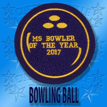 Bowling Ball Patch