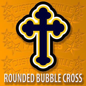 Bubble Cross Patch