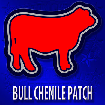 Bull Animal Patch