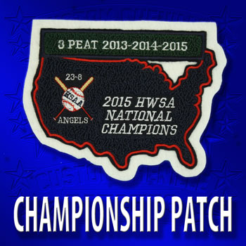 Championship Patch