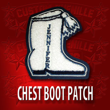 Chest Boot Patch