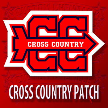 Cross Country Patch 2