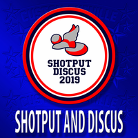 Discus and Shot Put Patch