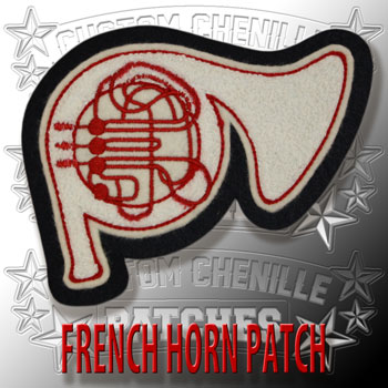 French Horn Patch
