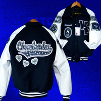 Hall of Fame Letterman Jacket Package