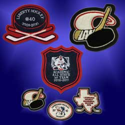 Hockey Patches