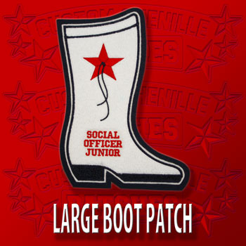 Large Boot Patch