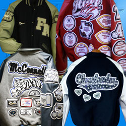 Letterman Jacket Packages