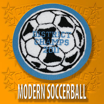 Modern Soccer Patch