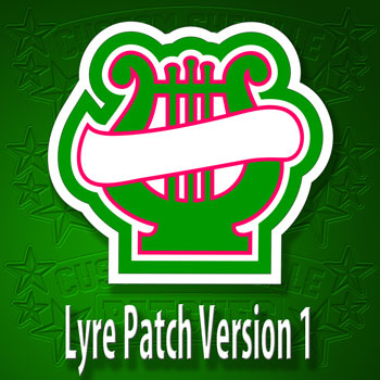 Music Lyre Patch Version 1