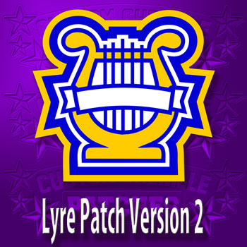 Music Lyre Patch Version 2