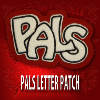 Pals Letters Patch