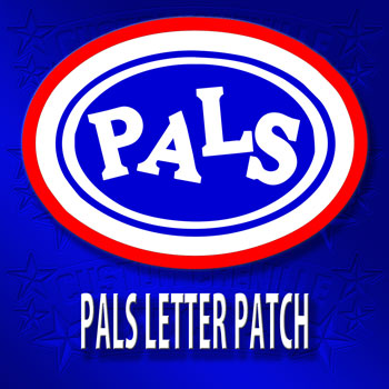 Pals Oval Patch