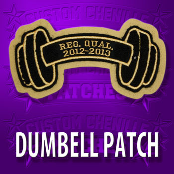 Powerlifting Patch