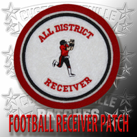 Receiver Shape Patch