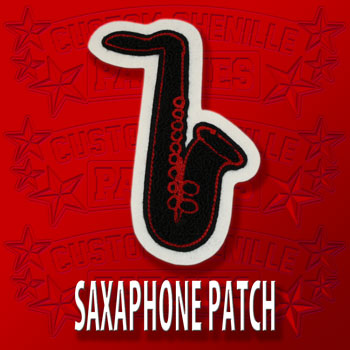 Saxaphone Patch