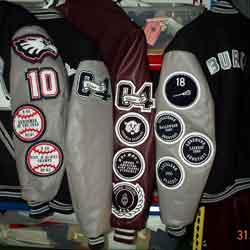 Set-In Sleeve Letterman