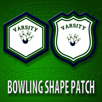 Shape Bowling Patch
