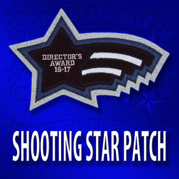 Shooting Star Patch