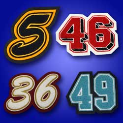 Sleeve Numbers