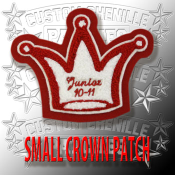 Small Crown Patch
