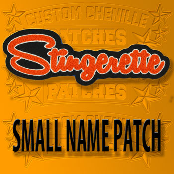 Small Name Patch