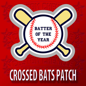 Softball Bats Patch