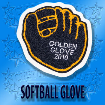 Softball Glove Patch