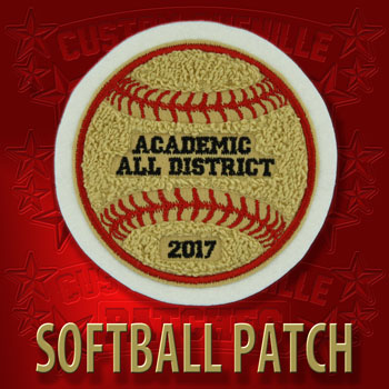 Softball Patch