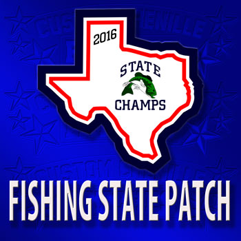 State Fishing Patch
