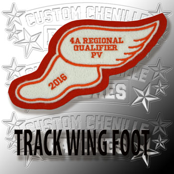 Wing Foot Patch