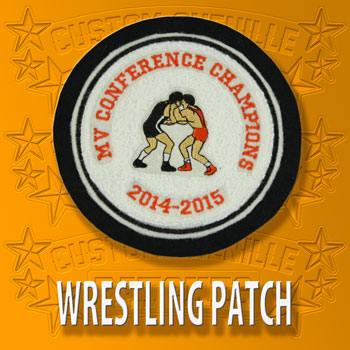 Wrestling Patch
