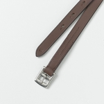 Camelot Childs Classic Solid Leather