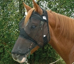 Cashel Quiet Ride Long Nose Fly Mask