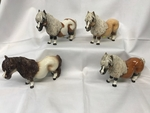 Cheval Chubby Ponies