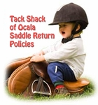 Click Here for Our Saddle Returns Information