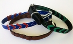 Custom Braided Dog Collars
