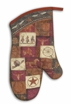 Go West Oven Mitt