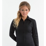 Royal Highness Long Sleeve Zip Fitted Show Shirt
