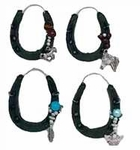 Lucky Mini Horse Shoe 4pack