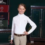 Romfh Childs Competitor Show Shirt- Long Sleeve