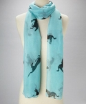 Running Horse Scarf