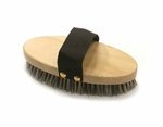 Shires Small Wooden Body Brush