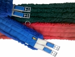 Triple E Manufacturing Nylon & Fleece Girth