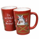 Unstable in the Morning Mug
