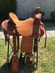 Will James Ranch Saddle