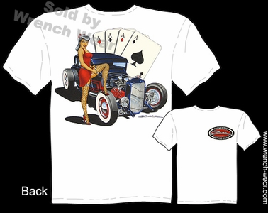 1928 1929 1930 1931 Hot Rod Clothes 28 29 30 31 Coupe Model A Pin Up T Shirts